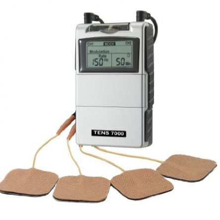 Tens Unit – Tens Machine for Pain Management, Back Pain and Rehabilitation.