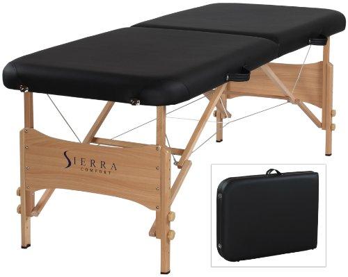 Sierra Comfort Basic Portable Massage Table ...